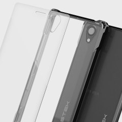 Ghostek Covert Sony Xperia X Bumper Case - Clear / Black