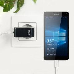 Olixar High Power 2.4A Microsoft Lumia 950 XL EU Ladegerät