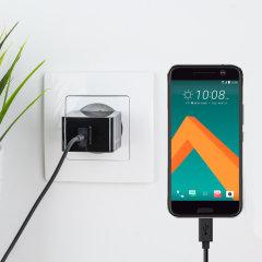 Olixar High Power 2.4A HTC 10 EU Ladegerät
