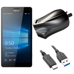 High Power 2.4A Microsoft Lumia 950 XL Wall Charger - Mains