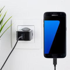 Olixar High Power 2.4A Samsung Galaxy S7 EU Ladegerät