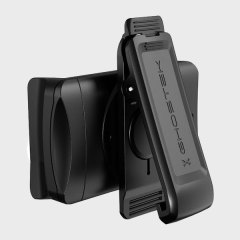 Ghostek Universeller Smartphone Gürtel Clip in Schwarz