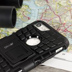 Olixar ArmourDillo iPhone 7 Hülle in Schwarz