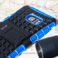 Olixar ArmourDillo Hybrid Samsung Galaxy Note 7 Case - Blue