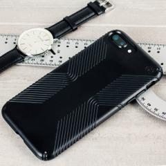 Speck Presidio Grip iPhone 7 Plus Tough Case Hülle in Schwarz