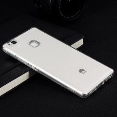 Spigen Liquid Crystal Huawei P9 Lite Shell Case Hülle in Klar