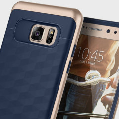 Caseology Parallax Series Samsung Galaxy Note 7 Case - Navy Blue