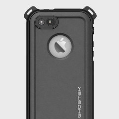 Ghostek Nautical Series iPhone SE Waterproof Tough Hülle Schwarz
