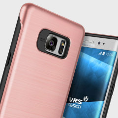 VRS Design Duo Guard Samsung Galaxy Note 7 Case - Rose Gold