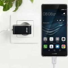 Olixar High Power 2.4A Huawei P9 Plus EU Ladegerät