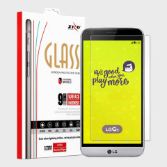 Zizo Lightning Shield LG G5 Tempered Glass Screen Protector