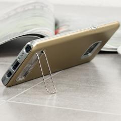 Matchnine Pinta Stand Samsung Galaxy Note 7 Case - Champagne Gold