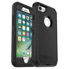 OtterBox Defender Series iPhone 8 Plus / 7 Plus Case Hülle in Schwarz