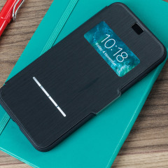 Moshi SenseCover iPhone 8 Plus / 7 Plus​ Smart Case - Charcoal Schwarz