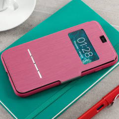 Moshi SenseCover iPhone 7 Plus Smart Case in Rosa Pink