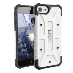 UAG Pathfinder iPhone 8 / 7 Protective Schutzhülle Weiß / Schwarz