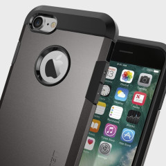 Spigen Tough Armor iPhone 8 / 7 Case - Gun Metal