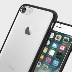 Spigen Ultra Hybrid iPhone 7 Bumper Hülle in Schwarz