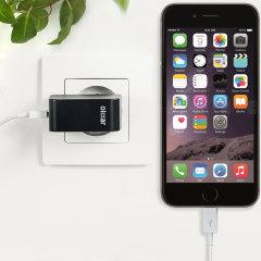 Olixar High Power 2.4A iPhone 6 Plus EU Ladeadapter