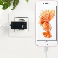 Olixar High Power 2.4A iPhone 6S Plus EU Ladeadapter