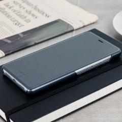 Offizielle Huawei P9 Lite Cover Tasche in Grau