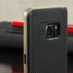 Olixar X-Duo Samsung Galaxy Note 7 Case - Gold