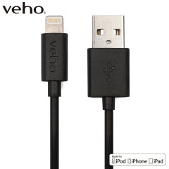 Veho MFi Lightning Charging Cable - 1 Metre