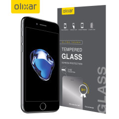 Olixar iPhone 7 Tempered Glass Screen Protector
