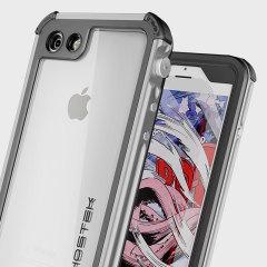 Ghostek Atomic 3.0 iPhone 7 Waterproof Tough Hülle Silber