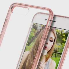 Obliq Naked Shield Series iPhone 7 Plus Hülle in Rose Gold
