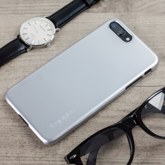 Spigen Thin Fit iPhone 7 Plus Hülle Shell Case in Satin Silber