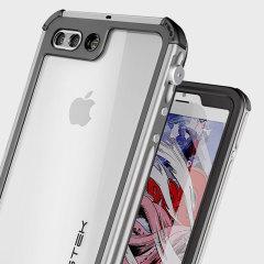 Ghostek Atomic 3.0 iPhone 7 Plus Waterproof Tough Case - Silver