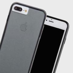 Case-Mate iPhone 7 Plus Naked Tough Case - Smoke Grey