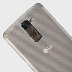 Olixar FlexiShield LG G Stylo 2 Plus Gel Case - 100% Clear