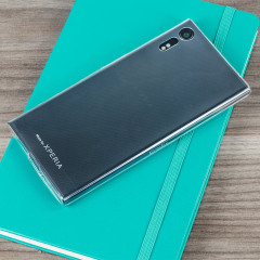 Roxfit Sony Xperia XZ Ultra Slim Soft Shell Hülle in Klar