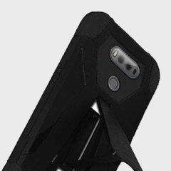 Zizo Hybrid Turbo LG V20 Tough Case & Kickstand - Black