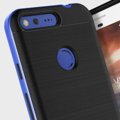 VRS Design High Pro Shield Google Pixel XL Case - Really Blue