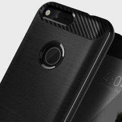 Caseology Vault Series Google Pixel Case - Matte Black
