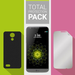 Olixar Total Protection LG G5 Case & Screen Protector Pack
