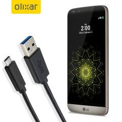 Olixar USB-C LG G5 Ladekabel