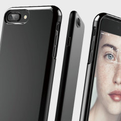 Elago S7 Glide iPhone 7 Plus Case - Jet Black
