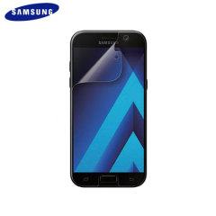 Original Samsung Displayschutzfolie für Galaxy A5 2017 Doppelpack