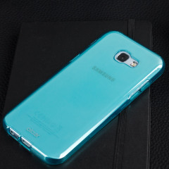 Olixar FlexiShield Samsung Galaxy A5 2017 Gel Case - Blue