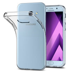 Olixar Ultra-Thin Samsung Galaxy A5 2017 Case - 100% Clear
