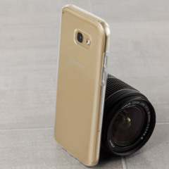 Spigen Liquid Crystal Samsung Galaxy A5 2017 Shell Case Hülle in Klar