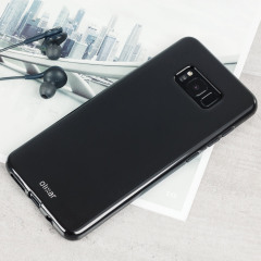 Encase FlexiShield Case Samsung Galaxy S8 Plus Hülle in Schwarz