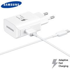 Offizielle Samsung Adaptive Fast Charger mit USB-C Kabel - EU Netz