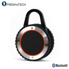 FRESHeTECH ALL-Terrain Sound Rugged Waterproof Bluetooth Speaker