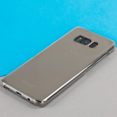 Official Samsung Galaxy S8 Clear Cover Case - Gold