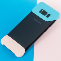 Official Samsung Galaxy S8 Protective Cover Case - Blue